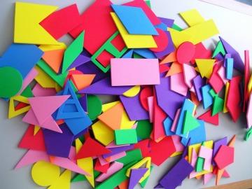 Xlatangente la matematica tra forme e colori - Parole uguali con significati diversi ...